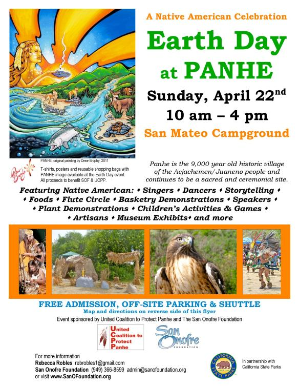 Earth Day at PANHE