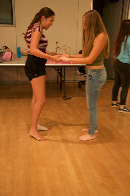 dancing with sadie