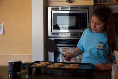 Jade cookin mesquite pancakes