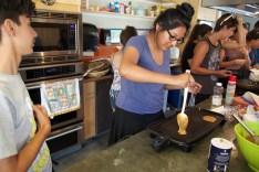 Sabring droppin' dough