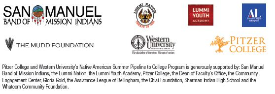 2015 Native Youth to College Supporters