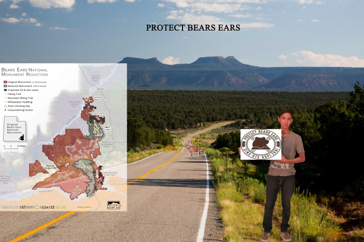 Tyvons Bears Ears Project